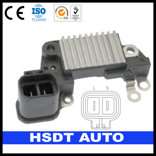 IH763 HITACHI auto spare parts alternator voltage regulator