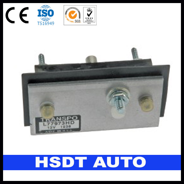 L77973HD auto alternator spare parts voltage regulator