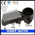 IN444 DENSO auto spare parts alternator voltage regulator