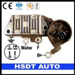 IN433 DENSO auto spare parts alternator voltage regulator