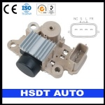 IY126C MANDO auto spare parts alternator voltage regulator for Mando IR/IF Alternators
