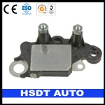 D1033 DELCO auto spare parts alternator voltage regulator FOR Delco 24SI HP Series IR/IF Alternators