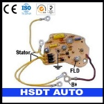 D812 DELCO auto spare parts alternator voltage regulator Delco 1892812, 1968949, 10498812