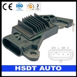 D702XHD DELCO auto spare parts alternator voltage regulator for Delco CS121D, CS130D Series IR/IF Alternators